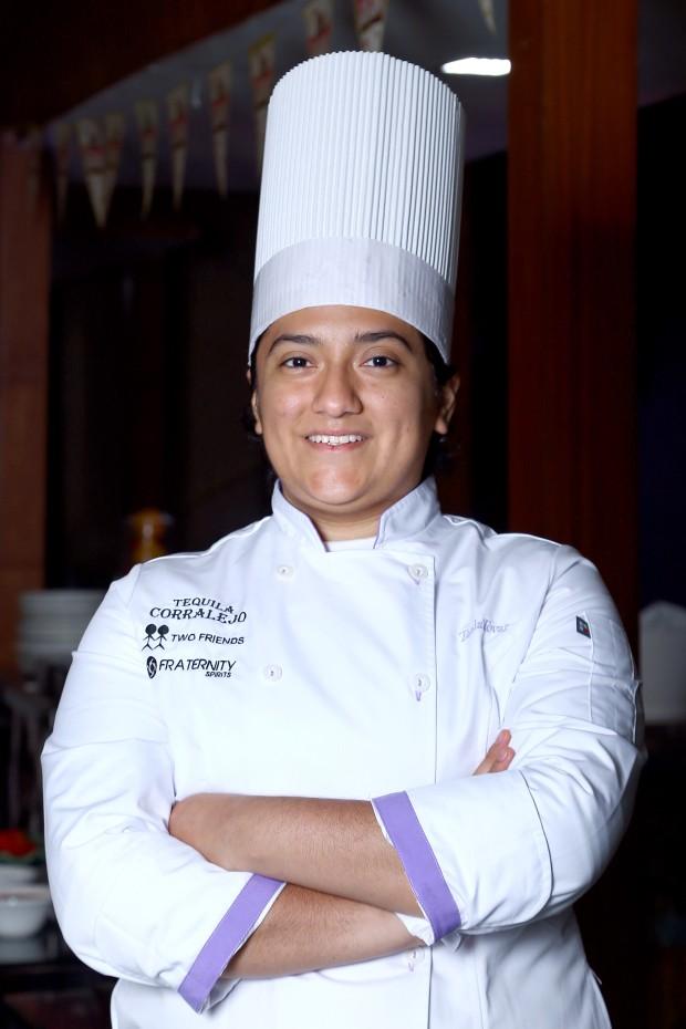 Chef Tania Tovar