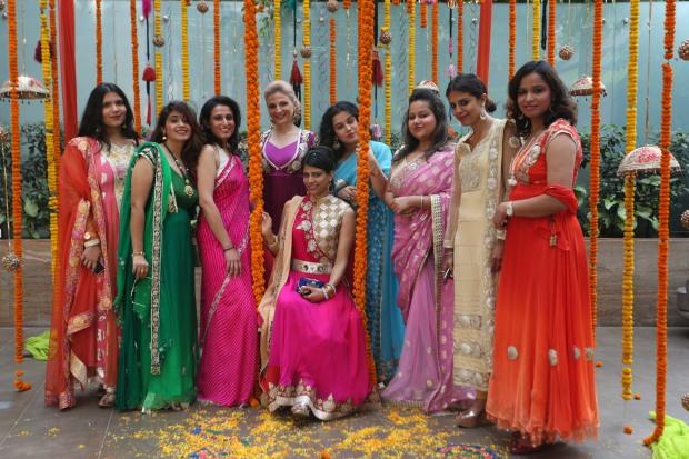 Wedding diaries - Le Meridien Delhi (10)