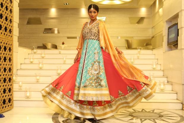Wedding diaries - Le Meridien Delhi (9)